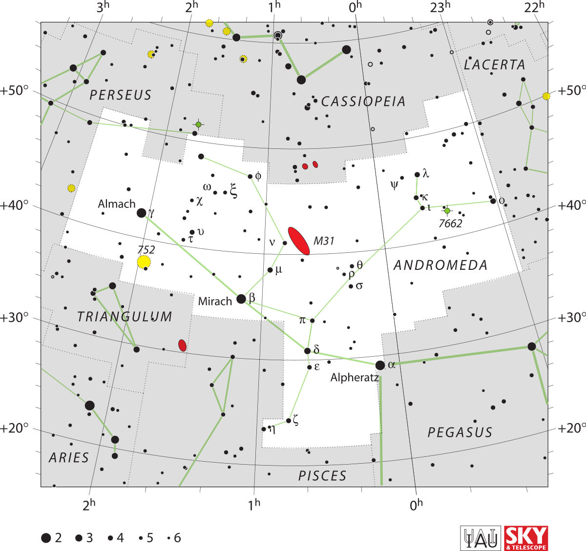 Constellations drawing seven sisters. Andromeda constellation wikipedia