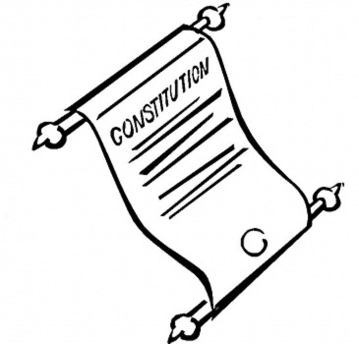 Constitution Vector Transparent Clipart Free Download