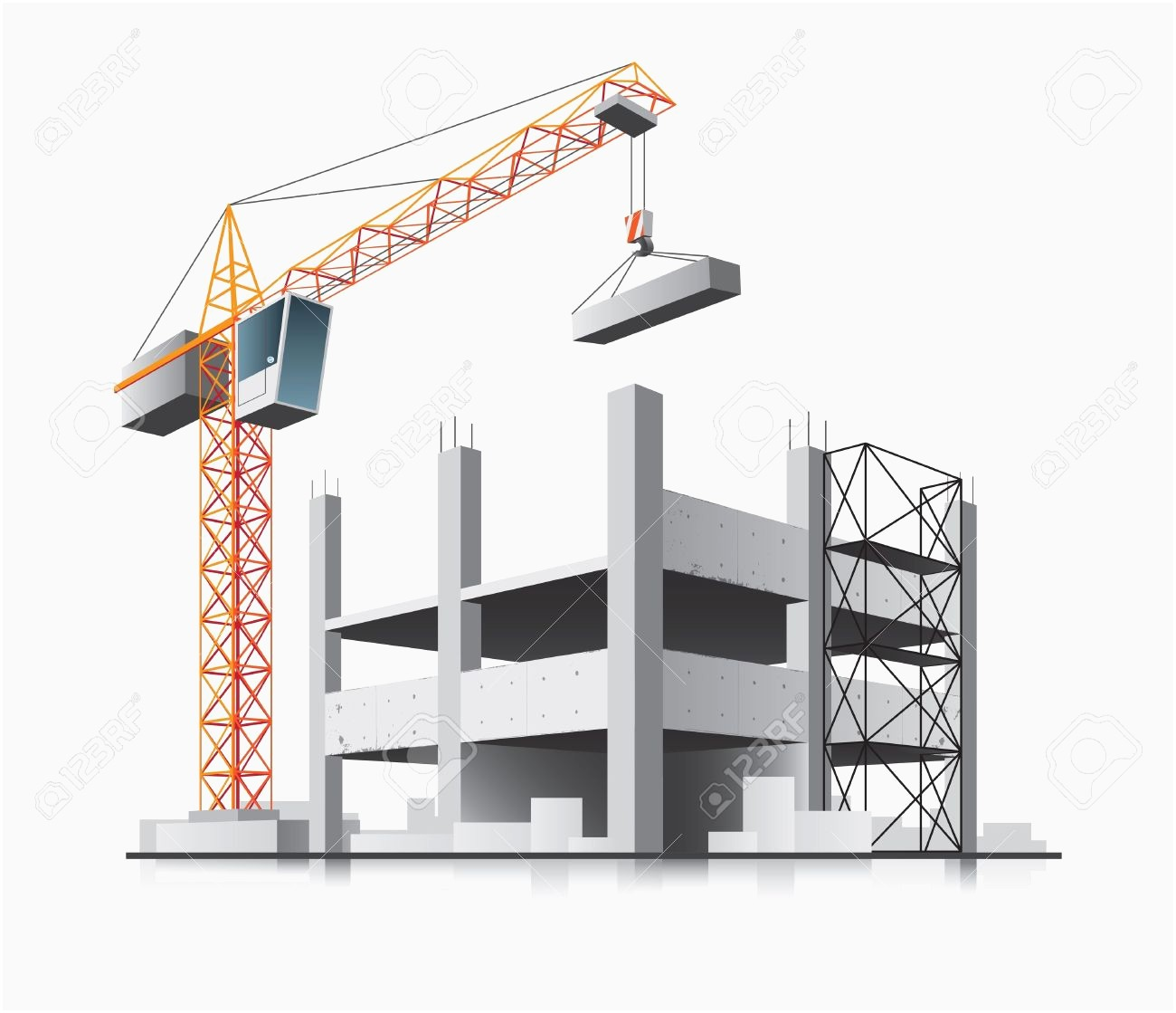 Construction clipart home construction. Best of house clip