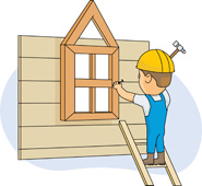 Building . Construction clipart house construction picture free