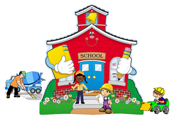 Construction clipart school construction. Junction elementary district homepage