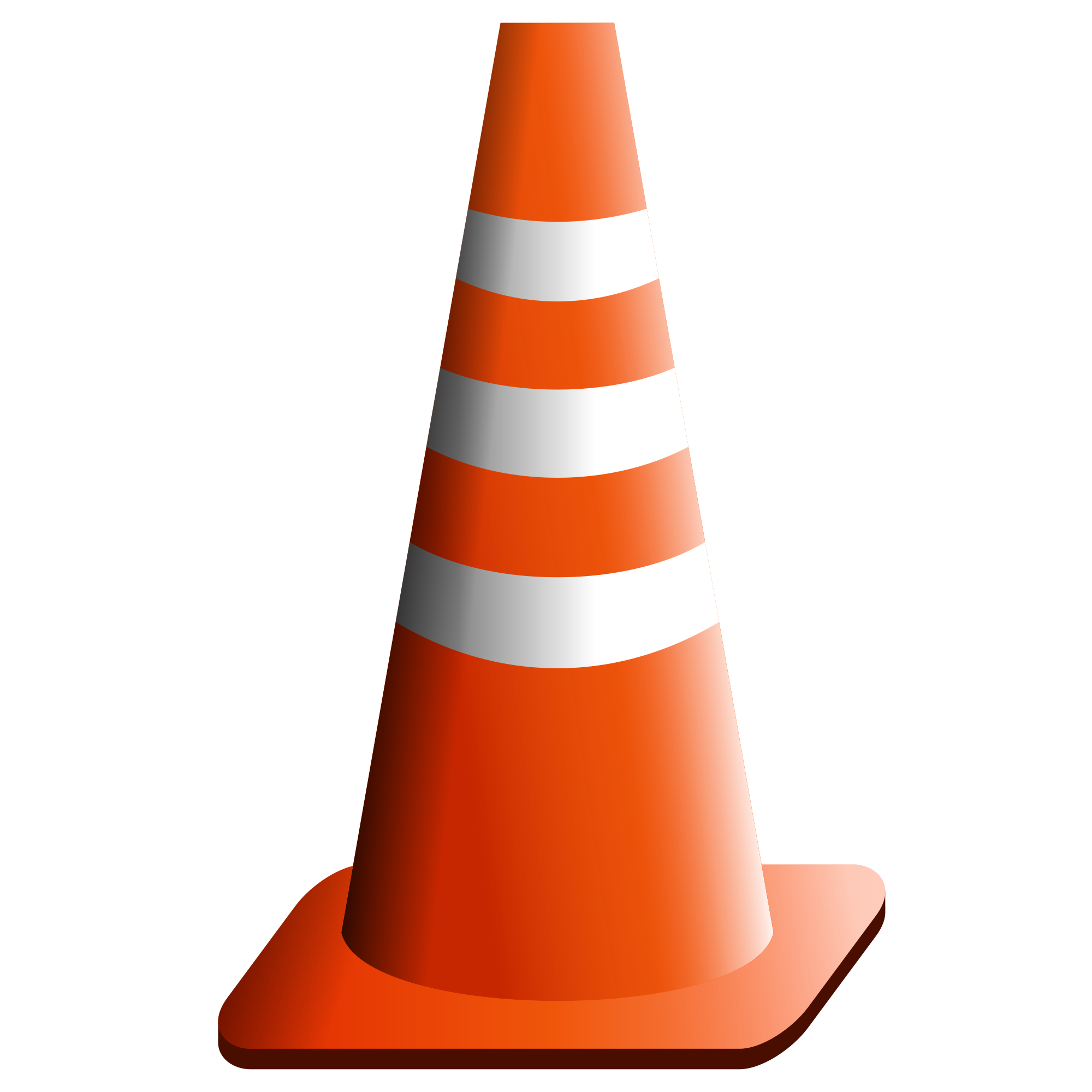 Construction cone png. File svg wikimedia commons