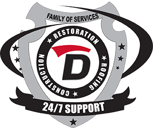 Construction shieldlogo with labels png with. Roofing restoration services emergency