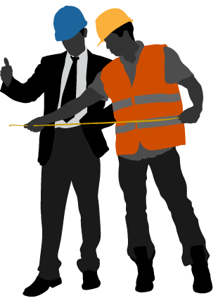 Construction silhouette png. Worker at getdrawings com