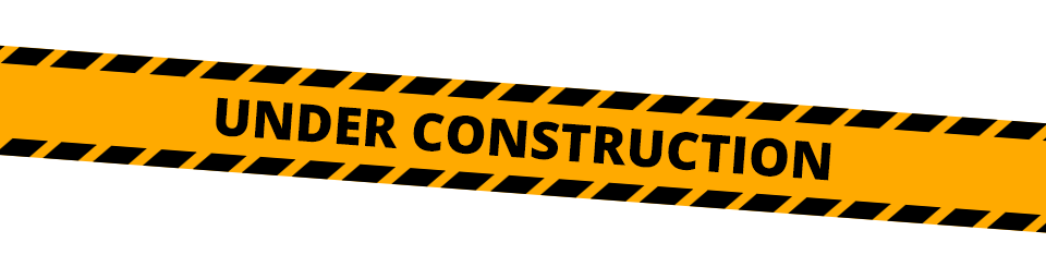 Construction tape png. Under image
