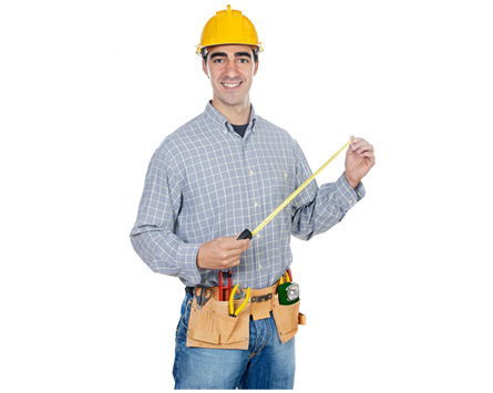 construction man png