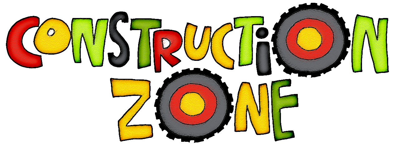 Construction zone png . Word clipart block vector download
