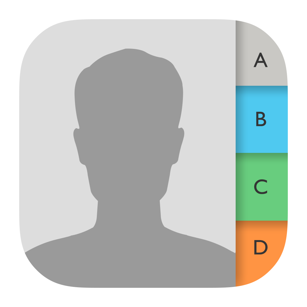 Contacts icon png. Image purepng free transparent