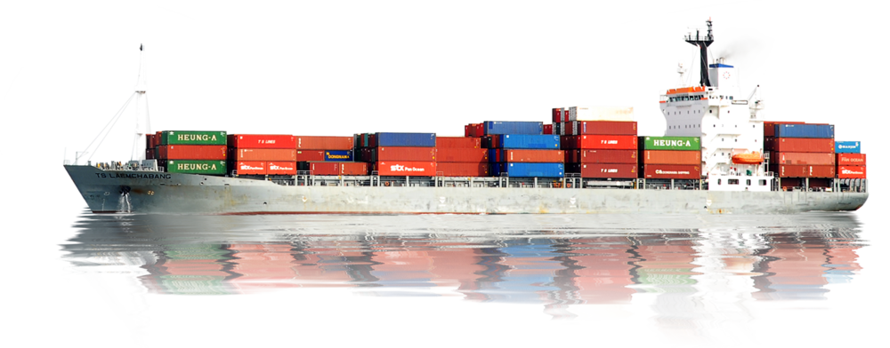 Container ship png. Cargo psd official psds