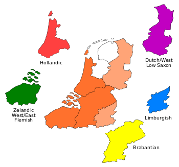 Continental clip dutch. History of the language