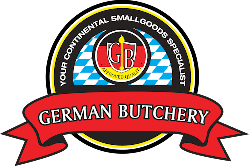 Continental clip german. Butchery the logo