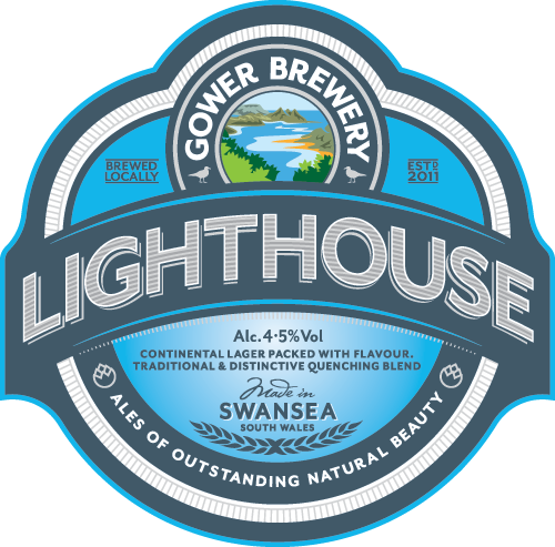 Continental clip traditional. Lighthouse pump gower brewery