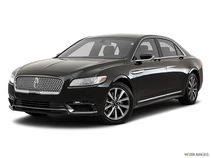 Continental clip utility. Lincoln review carfax