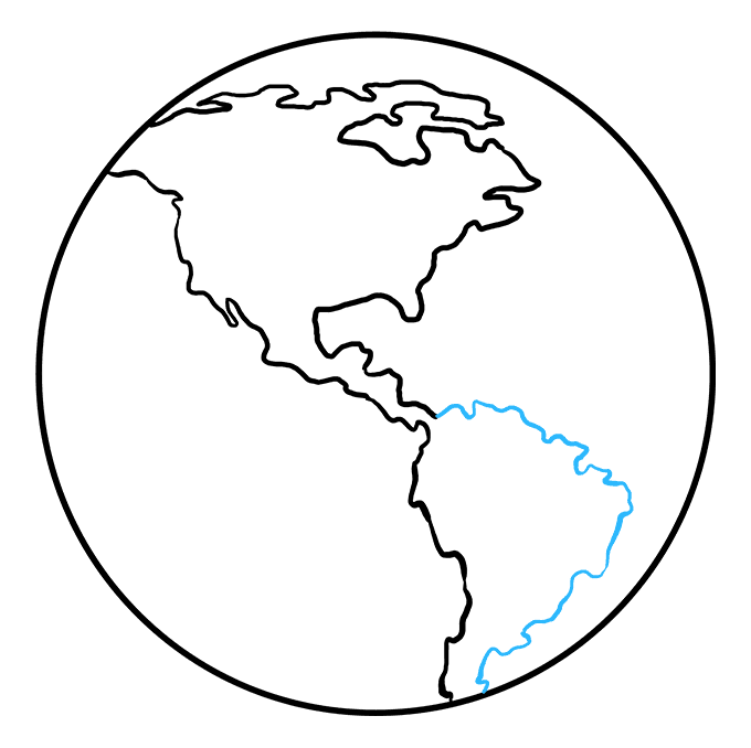 How to draw the. Continents drawing jpg transparent download