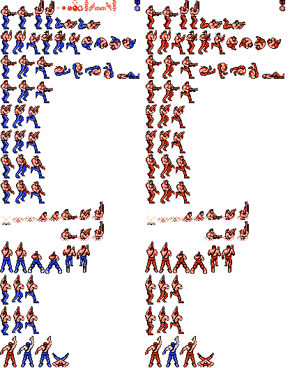 Contra nes png. Bill rizer lance bean