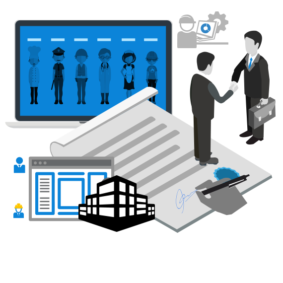 Contract clipart contract management. Software platform itouchvision