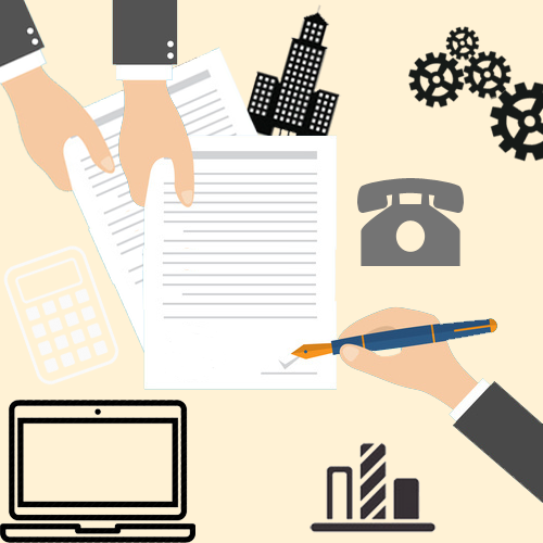 Contract clipart contract management. Document vm consulting