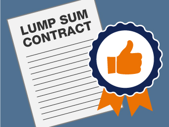 contract clipart fixed