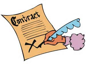 Contract clipart mutual agreement. Employer may be able