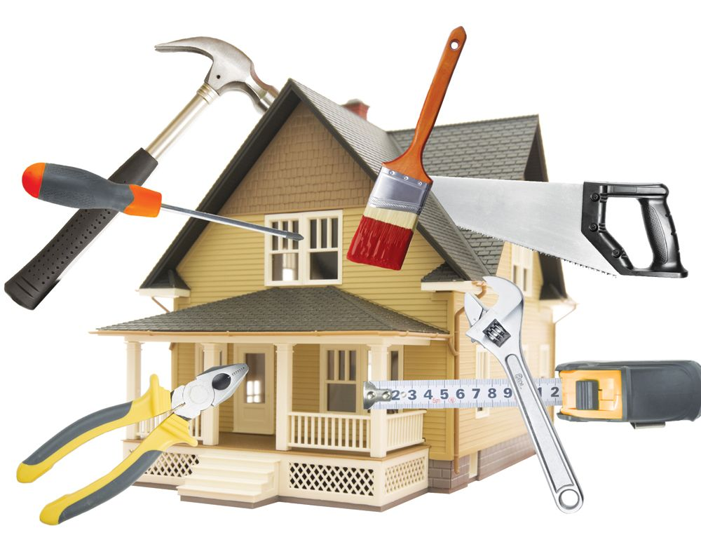 Contractor clipart home improvement. Best logos images