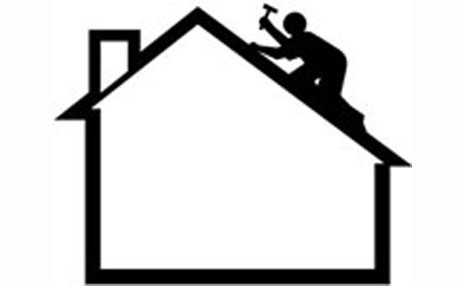 Contractor clipart roofing.