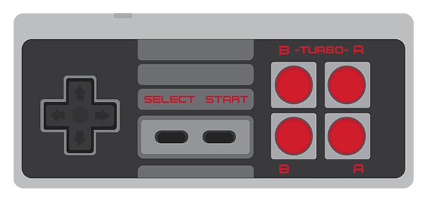Control de nes png. Sonic the hedgehog online