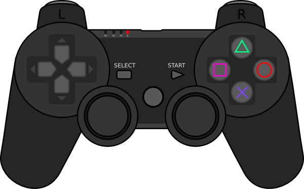 Controller clipart. Ps