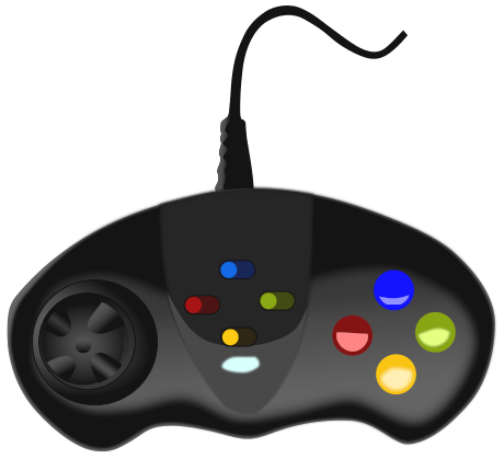 Controller clipart computer. Free game picture of