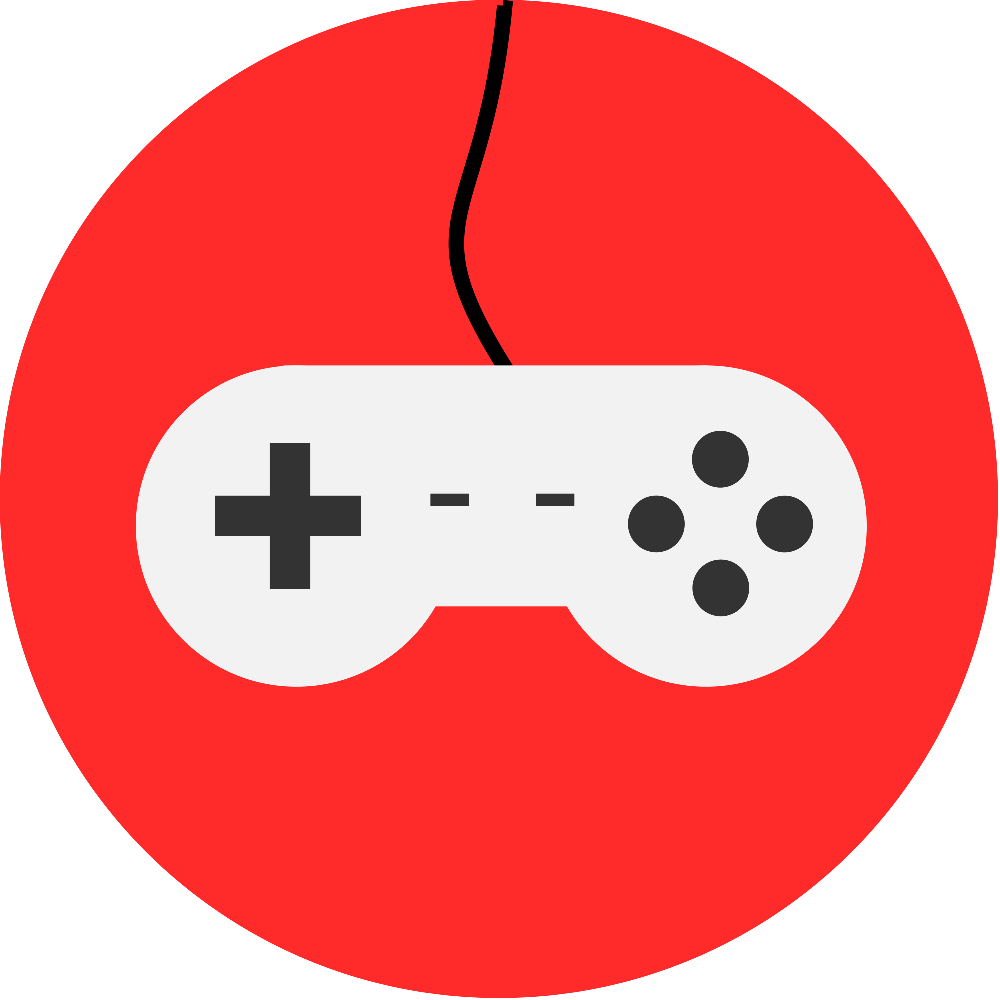 Controller clipart simple. File video game icon