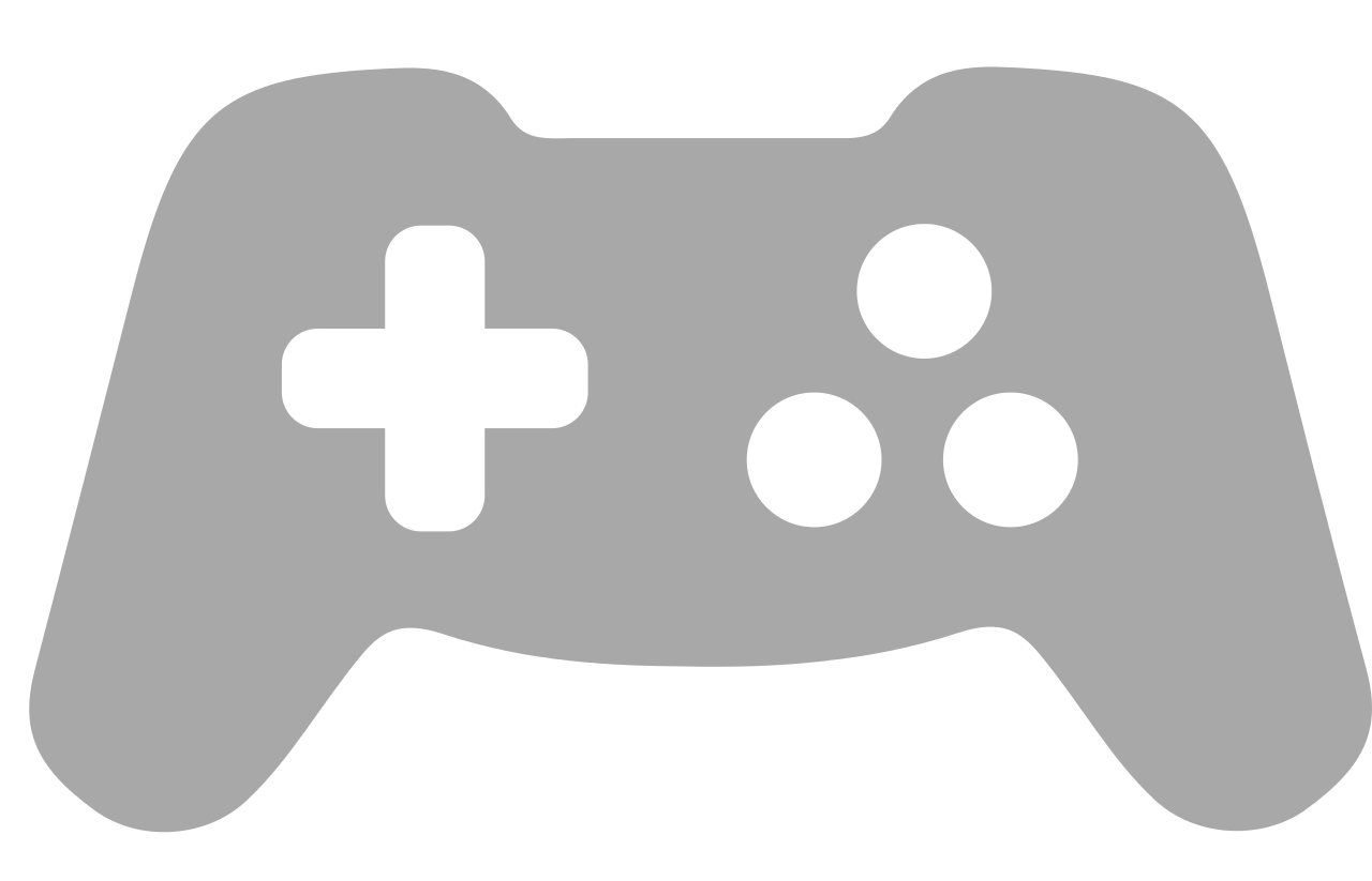 Games logo png. File wikiproject video controller
