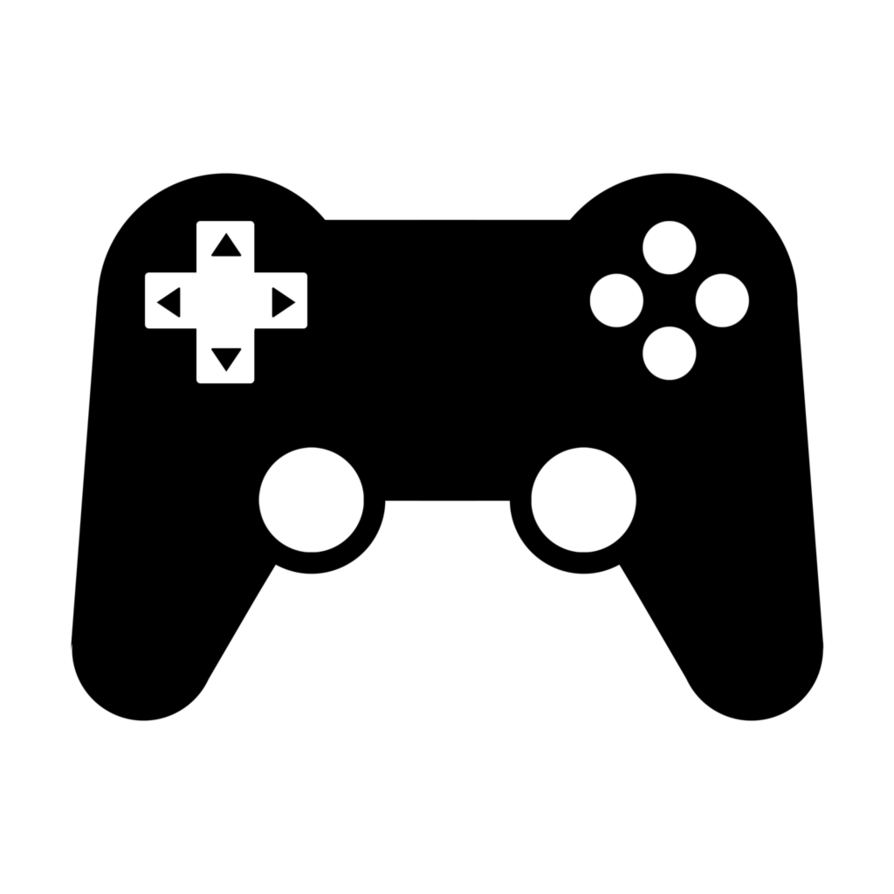 Ps by odto on. Controller png clip art black and white stock