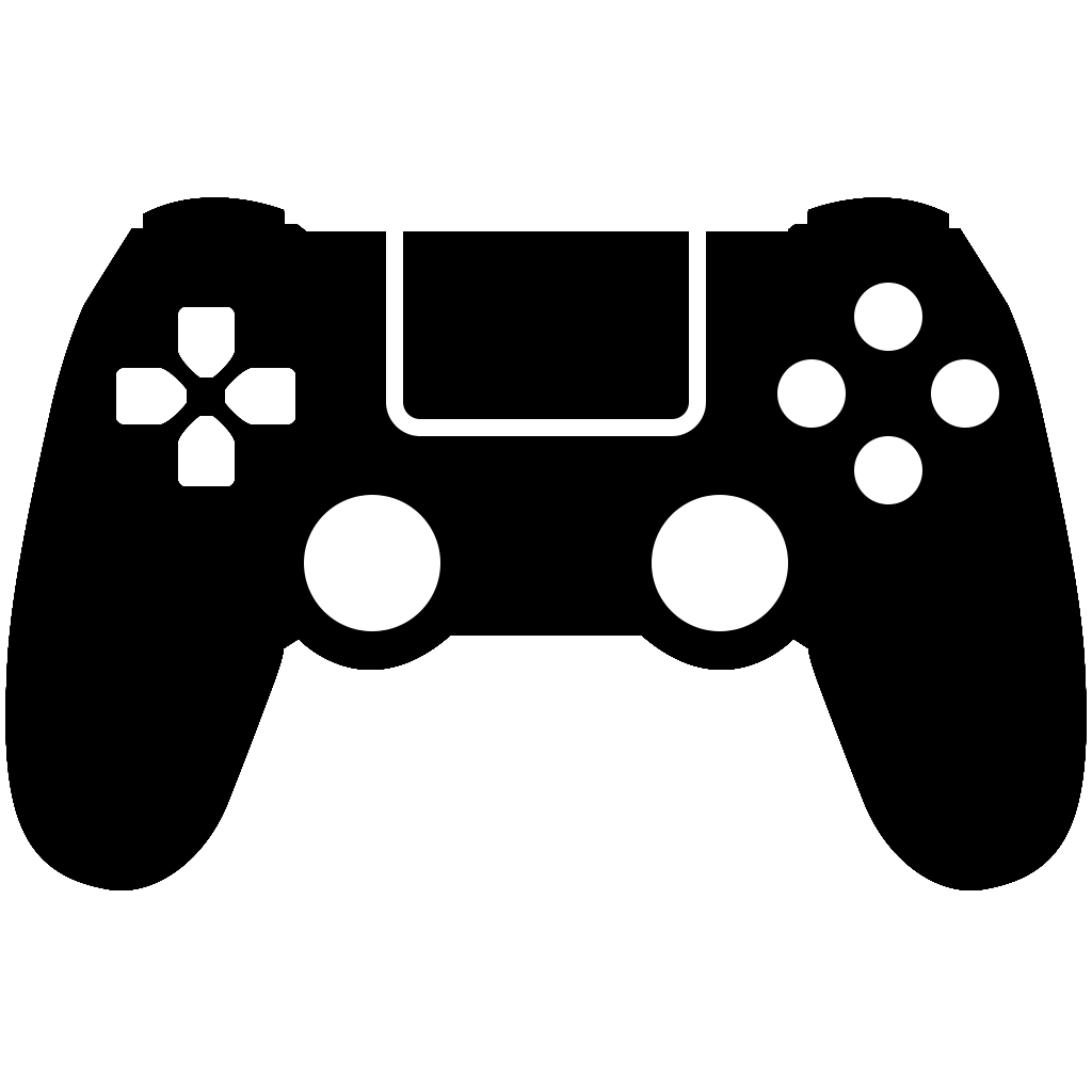Controller png. Ps icon opengameart org