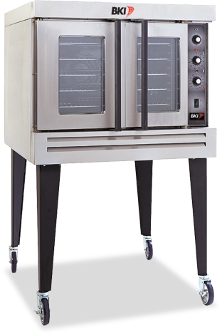 Convection drawing rack oven. Cob gs full sized