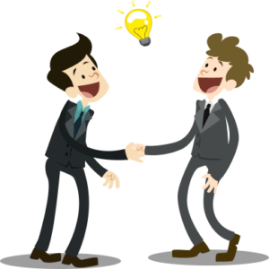 Conversation clipart partner share. Partnership deed for th