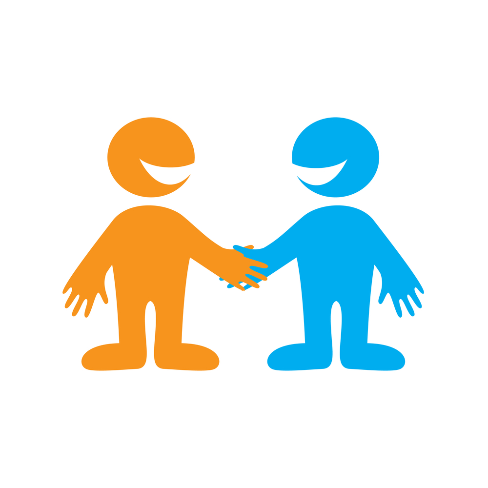 Conversation clipart partner share. How to negotiate a