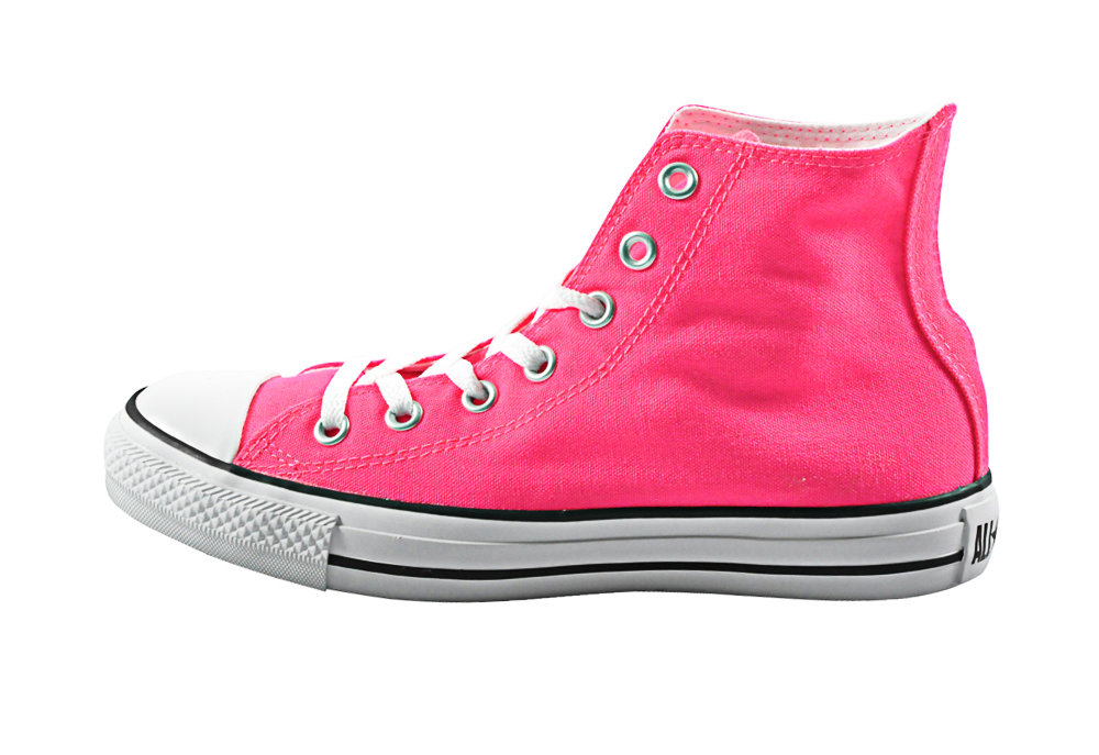 Converse clipart high top converse. Pink