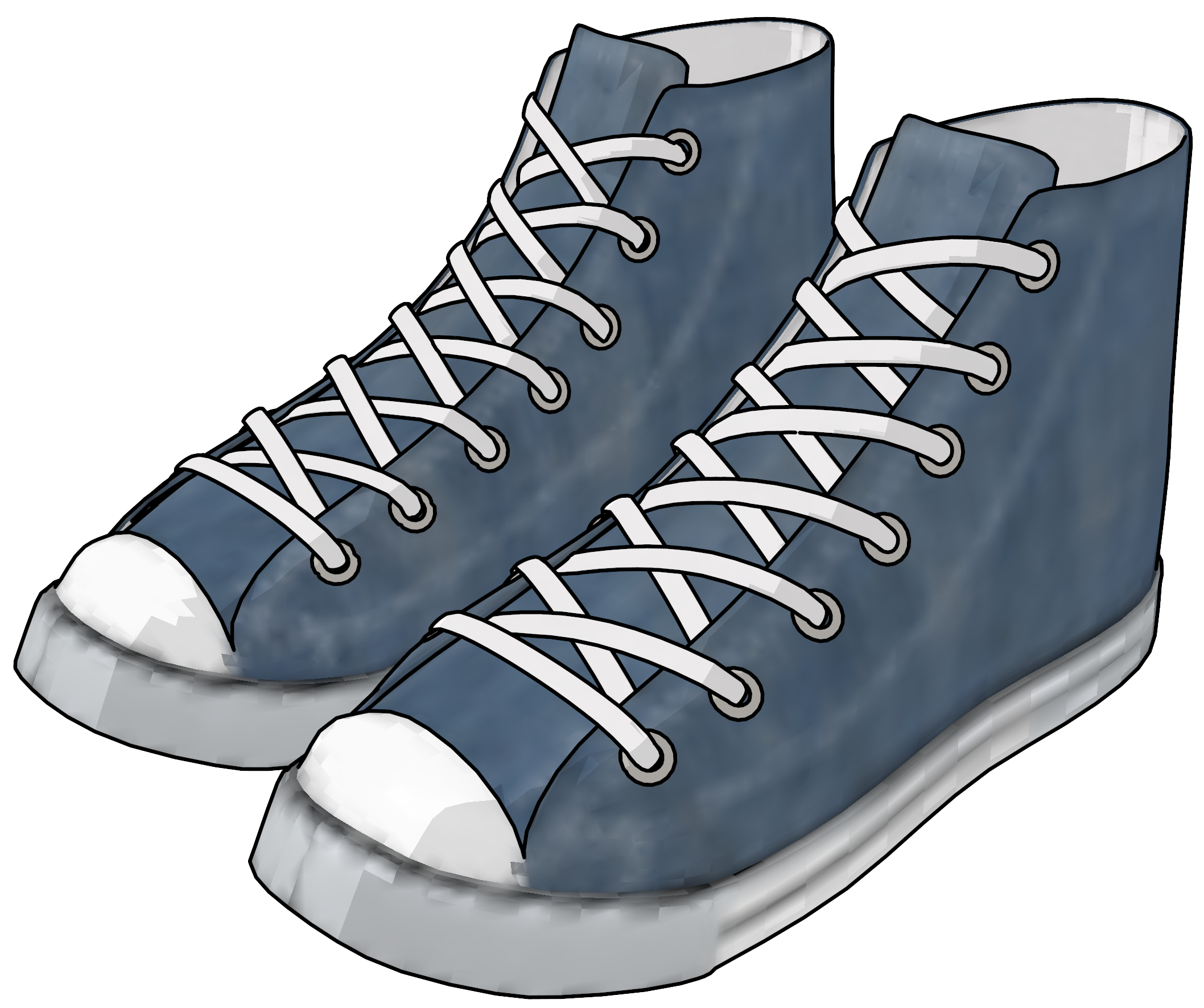 Converse clipart high top converse. Sneakers shoes png clipartly