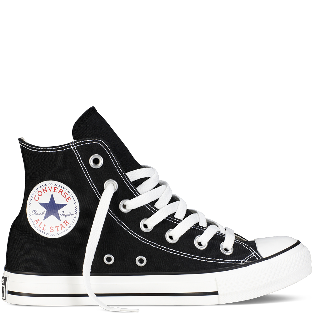 converse transparent full white