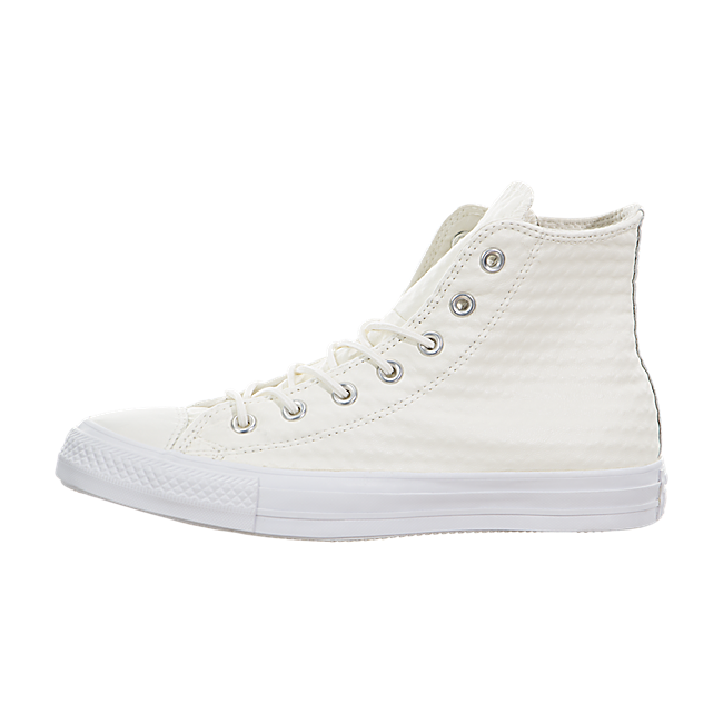 Converse transparent all star. Chuck taylor craft leather