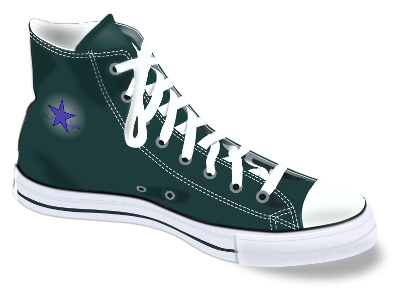 Converse transparent clipart. Sneakers library download