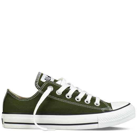 Converse transparent outfit. Green chuck taylor all