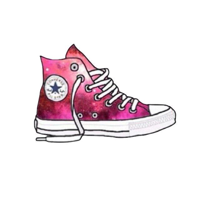 Converse transparent tumblr sticker. Pin by leslie alcon