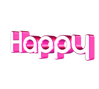 Happy birthday 3d text png. Pngforall images with transparent