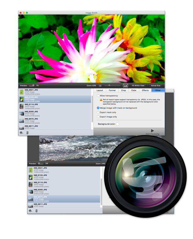 Convert png to jpg mac. Image smith editing and