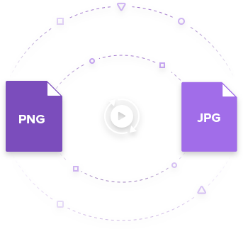 How to change a png to jpg. Convert on mac with