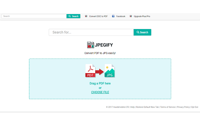 Convert png to jpg on android. Jpegify pdf chrome web