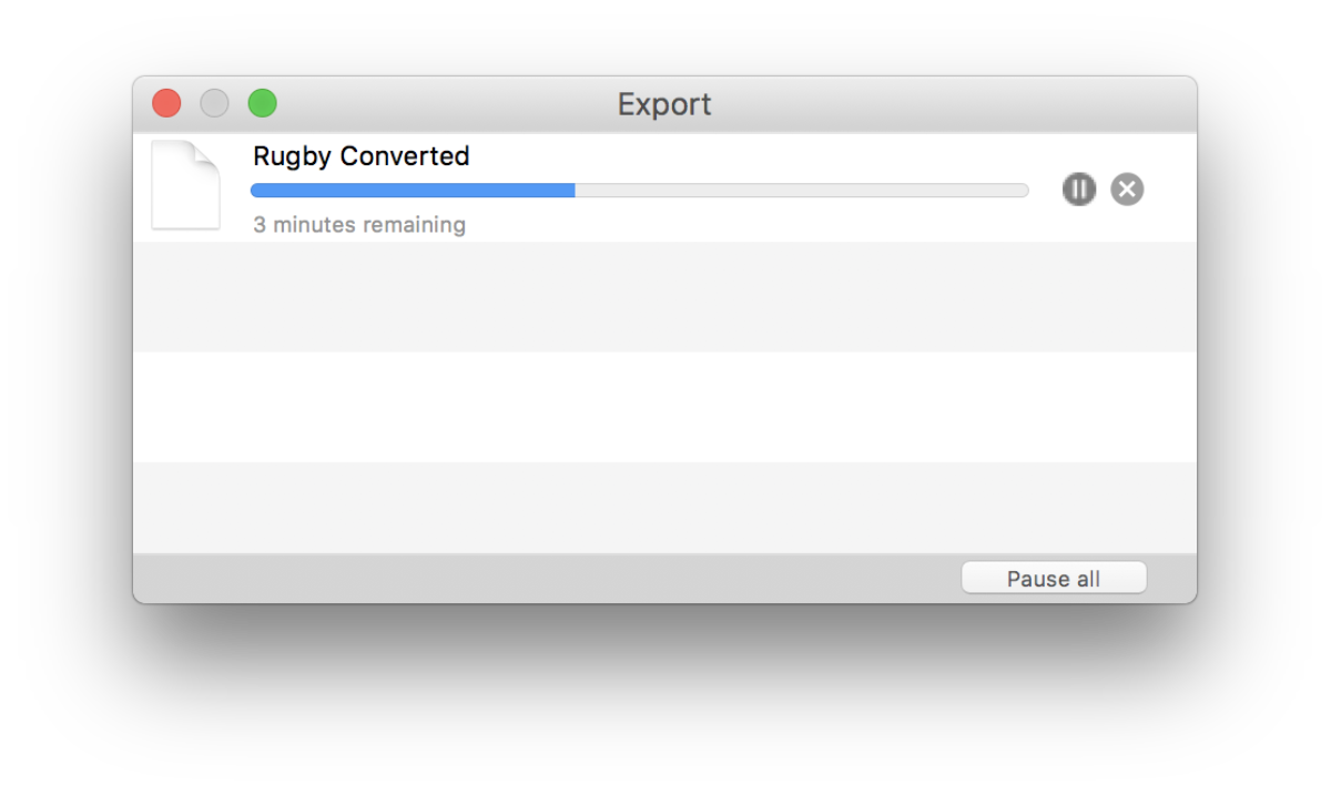 Convert png to movie. An existing sportscode package