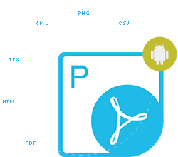 Convert png to pdf android. Cloud sdk create edit