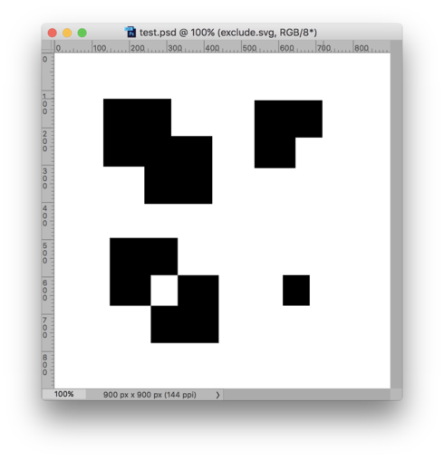 Svg transparency photoshop. Generator export doesn t