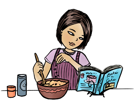Cook clipart. Cooking panda free images